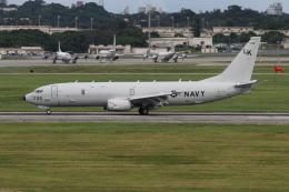 Koenig117さんが、嘉手納飛行場で撮影したアメリカ海軍 P-8A (737-8FV)の航空フォト(写真)