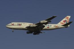 senyoさんが、成田国際空港で撮影した日本航空 747-346SRの航空フォト(写真)