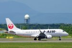 kitayocchiさんが、新千歳空港で撮影したジェイ・エア ERJ-170-100 (ERJ-170STD)の航空フォト(写真)