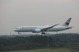 meijeanさんが、成田国際空港で撮影したエア・カナダ 787-9の航空フォト(写真)
