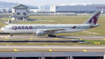 誘喜さんが、クアラルンプール国際空港で撮影したカタール航空 A330-302の航空フォト(写真)