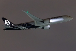 多摩川崎2Kさんが、羽田空港で撮影したニュージーランド航空 787-9の航空フォト(写真)