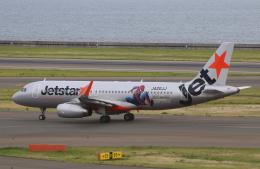 なごやんさんが、中部国際空港で撮影したジェットスター・ジャパン A320-232の航空フォト(写真)