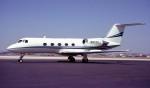 ハミングバードさんが、名古屋飛行場で撮影したNorthrop Corp G-1159 Gulfstream IIの航空フォト(写真)
