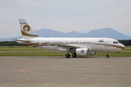 北の熊さんが、新千歳空港で撮影したReliance Industries Ltdの航空フォト(写真)