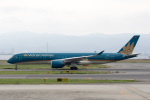 sg-driverさんが、関西国際空港で撮影したベトナム航空 A350-941XWBの航空フォト(写真)
