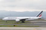 sg-driverさんが、関西国際空港で撮影したエールフランス航空 777-228/ERの航空フォト(写真)