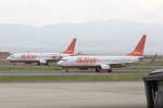sg-driverさんが、関西国際空港で撮影したチェジュ航空 737-8ASの航空フォト(写真)