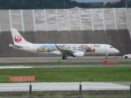 nagareboshiさんが、伊丹空港で撮影したジェイ・エア ERJ-190-100(ERJ-190STD)の航空フォト(写真)