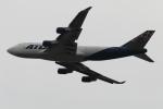 Koenig117さんが、嘉手納飛行場で撮影したアトラス航空 747-481(BCF)の航空フォト(写真)