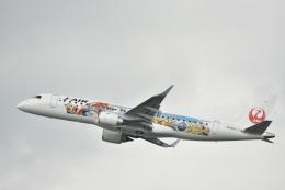 ゆーたさんが、伊丹空港で撮影したジェイ・エア ERJ-190-100(ERJ-190STD)の航空フォト(写真)