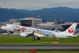 taiki17さんが、伊丹空港で撮影したジェイ・エア ERJ-190-100(ERJ-190STD)の航空フォト(写真)