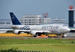 mojioさんが、成田国際空港で撮影したチャイナエアライン 747-409の航空フォト(写真)