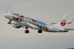 takepapaさんが、伊丹空港で撮影したジェイ・エア ERJ-190-100(ERJ-190STD)の航空フォト(写真)