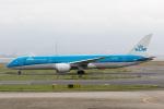 sg-driverさんが、関西国際空港で撮影したKLMオランダ航空 787-9の航空フォト(写真)