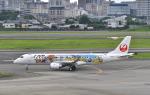 kix-boobyさんが、伊丹空港で撮影したジェイ・エア ERJ-190-100(ERJ-190STD)の航空フォト(写真)