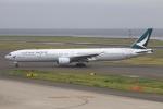 KAKOさんが、中部国際空港で撮影したキャセイパシフィック航空 777-367の航空フォト(写真)