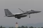 木人さんが、千歳基地で撮影した航空自衛隊 F-15J Eagleの航空フォト(写真)