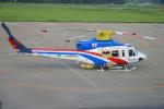 Cスマイルさんが、花巻空港で撮影した国土交通省 北海道開発局 412EPの航空フォト(写真)