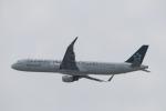 たかきさんが、関西国際空港で撮影したエバー航空 A321-211の航空フォト(写真)