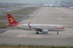 たかきさんが、関西国際空港で撮影した天津航空 A320-214の航空フォト(写真)