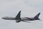 たかきさんが、関西国際空港で撮影したタイ国際航空 777-3AL/ERの航空フォト(写真)
