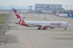 amagoさんが、関西国際空港で撮影したエア・カナダ・ルージュ 767-35H/ERの航空フォト(写真)