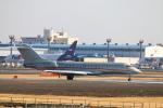 zero1さんが、成田国際空港で撮影したビスタジェット BD-700-1A10 Global 6000の航空フォト(写真)