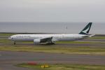 wunalaさんが、中部国際空港で撮影したキャセイパシフィック航空 777-367の航空フォト(写真)