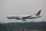 meijeanさんが、成田国際空港で撮影したユナイテッド航空 777-222/ERの航空フォト(写真)