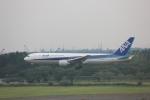 meijeanさんが、成田国際空港で撮影した全日空 767-381/ERの航空フォト(写真)