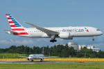 Tomo-Papaさんが、成田国際空港で撮影したアメリカン航空 787-8 Dreamlinerの航空フォト(写真)