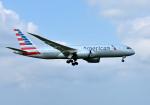 mojioさんが、成田国際空港で撮影したアメリカン航空 787-8 Dreamlinerの航空フォト(写真)