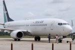 tyusonさんが、シェムリアップ国際空港で撮影したシルクエア 737-8SAの航空フォト(写真)