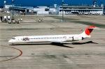 takamaruさんが、中部国際空港で撮影した日本航空 MD-90-30の航空フォト(写真)