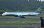 Willieさんが、成田国際空港で撮影したウズベキスタン航空 757-23Pの航空フォト(写真)
