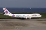 sin747さんが、羽田空港で撮影したJALウェイズ 747-246Bの航空フォト(写真)