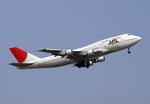 sin747さんが、羽田空港で撮影した日本航空 747-346の航空フォト(写真)