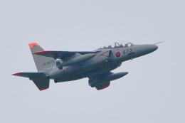 パンダさんが、千歳基地で撮影した航空自衛隊 T-4の航空フォト(写真)