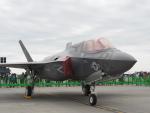 がいなやつさんが、岩国空港で撮影したアメリカ海兵隊 F-35B Lightning IIの航空フォト(写真)