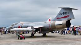 パンダさんが、千歳基地で撮影した航空自衛隊 F-104J Starfighterの航空フォト(写真)