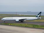White Pelicanさんが、中部国際空港で撮影したキャセイパシフィック航空 777-367の航空フォト(写真)