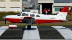 航空見聞録さんが、八尾空港で撮影した日本個人所有 PA-28-181 Archer IIIの航空フォト(写真)