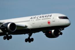saoya_saodakeさんが、成田国際空港で撮影したエア・カナダ 787-9の航空フォト(写真)
