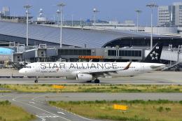 kix-boobyさんが、関西国際空港で撮影したアシアナ航空 A321-231の航空フォト(写真)