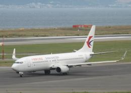 ジャンクさんが、関西国際空港で撮影した中国東方航空 737-89Pの航空フォト(写真)
