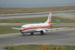 ジャンクさんが、関西国際空港で撮影した日本トランスオーシャン航空 737-446の航空フォト(写真)