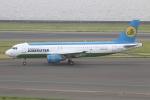 KAKOさんが、中部国際空港で撮影したウズベキスタン航空 A320-214の航空フォト(写真)