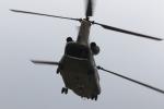 木人さんが、館山航空基地で撮影した陸上自衛隊 CH-47Jの航空フォト(写真)