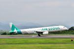 bestguyさんが、静岡空港で撮影したエアソウル A321-231の航空フォト(写真)